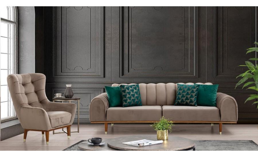 Paris 03 chester koltuk takımı (Yataklı Ürün)