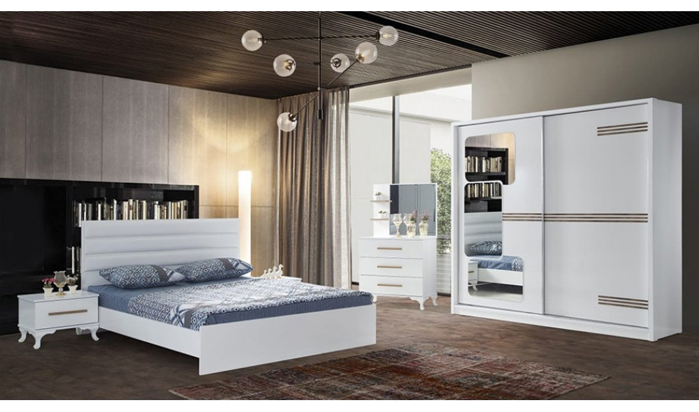 Manolya Yatak Odası